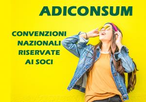 CONVENZIONI SOCI ADICONSU