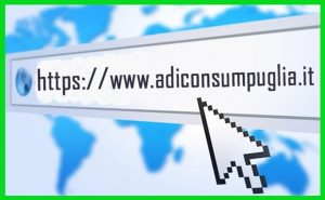 sito adiconsum Puglia