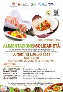 alimentazione e solidarietà