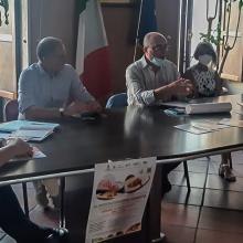 ALIMENTAZIONE @ SOLIDARIETA', progetto presentato a Conversano