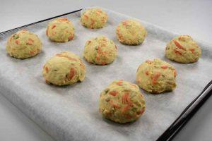 Gulerodsboller (Solsikkekerner – Birkes)