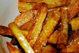 Sprøde pomfritter i ovn – Med garanti