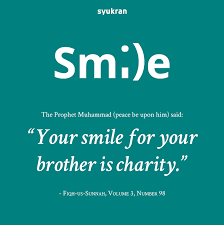 Guess what.. Even a smile is a charity!!! « Exploring Colors of life