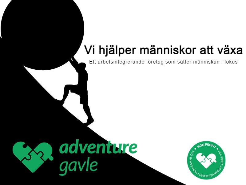 Adventure Gavle - Vi hjälper människor att växa