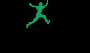 boy jumping cliff