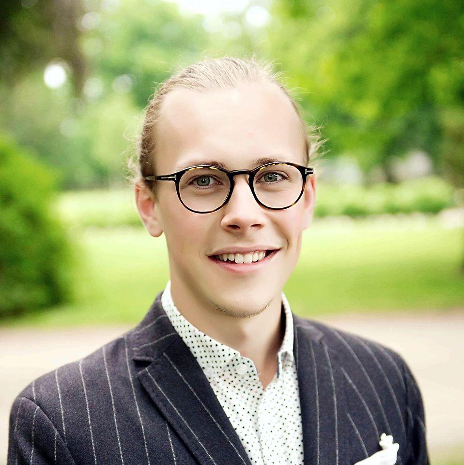 Joar Lindén - Advokat Linge
