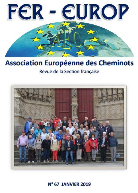 Revista AEC Francia Enero 2019