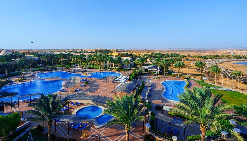Jaz Lamaya Resort Poolanlage