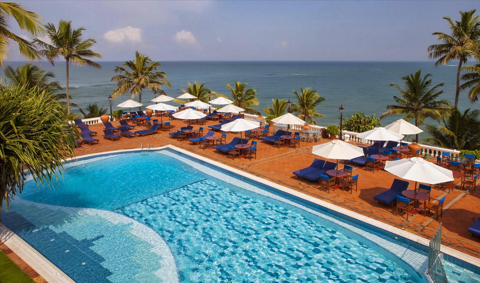 Mt. Lavinia Hotel Sri Lanka Pool