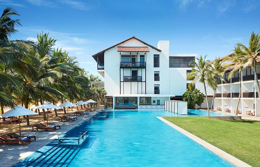 Jetwing BLUE Negombo Sri Lanka Pool