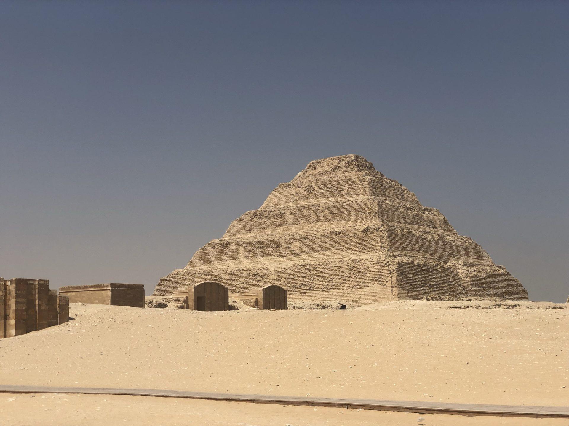 Stufenpyramide Sakkara