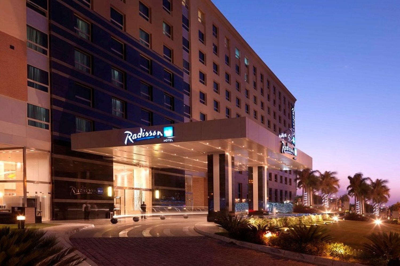 Radisson blu Hotel Heliopolis Kairo Ägypten