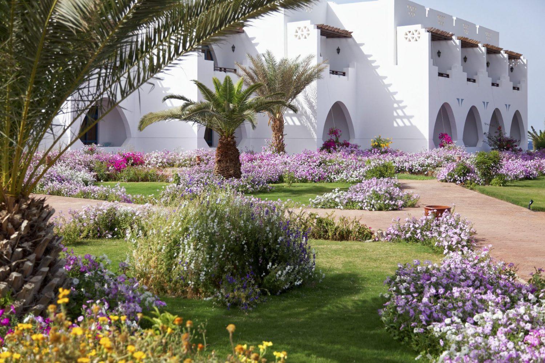 Hotel Three Corners Equinox Beach Gartenanlage