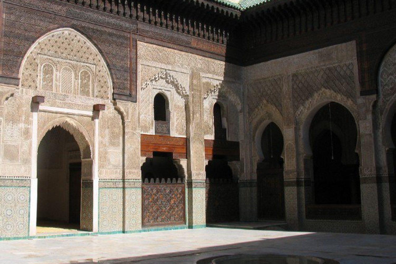 Medersa, Marrakesch Marokko