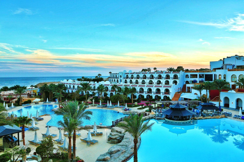 Savoy Hotel Sharm el Sheikh Hotelanlage
