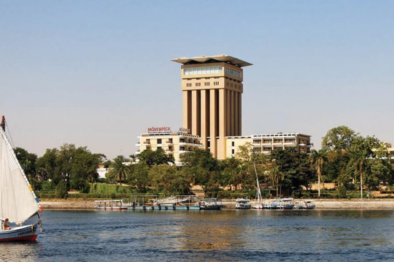 Hotel Mövenpick Aswan Ägypten