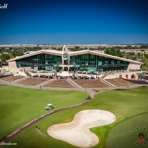 Golfplätze und Sportanlagen.