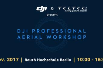 DJI Professional Aerial Workshop   Berlin
