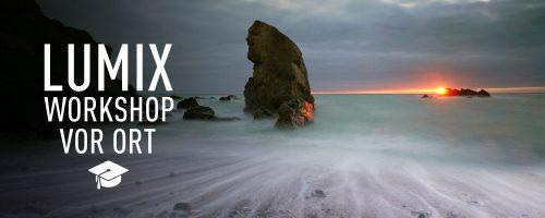 LUMIX GH5 & GH5S VIDEOWORKSHOPS