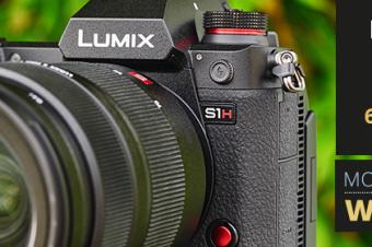 Hands On: Panasonic LUMIX S1H | Teltec München