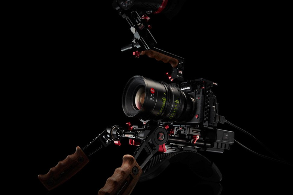Panasonic – Video-Workshop mit Sebastian Armah