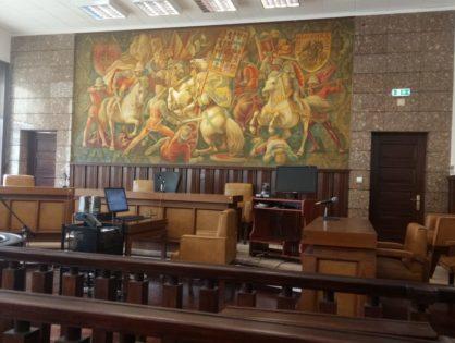 Visita ao Tribunal - 12º A