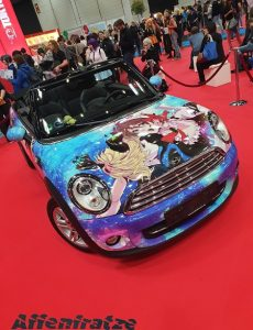 DoKomi Car