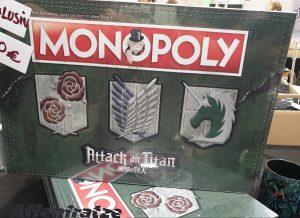 AoT Monopoly