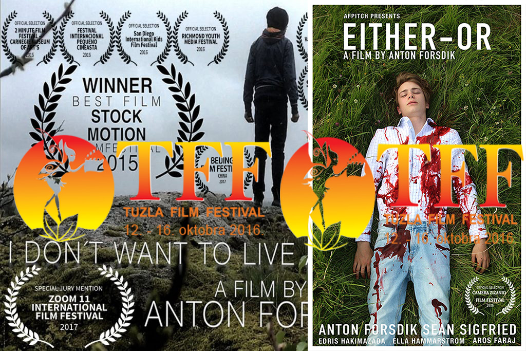 I Dont Want To Live Any Where Else and Either-Or and Tuzla film festival