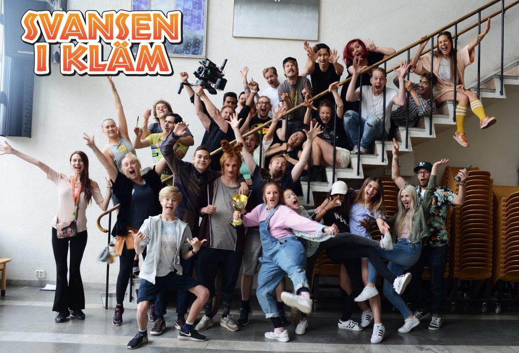 Svansen i kläm SVT 2018