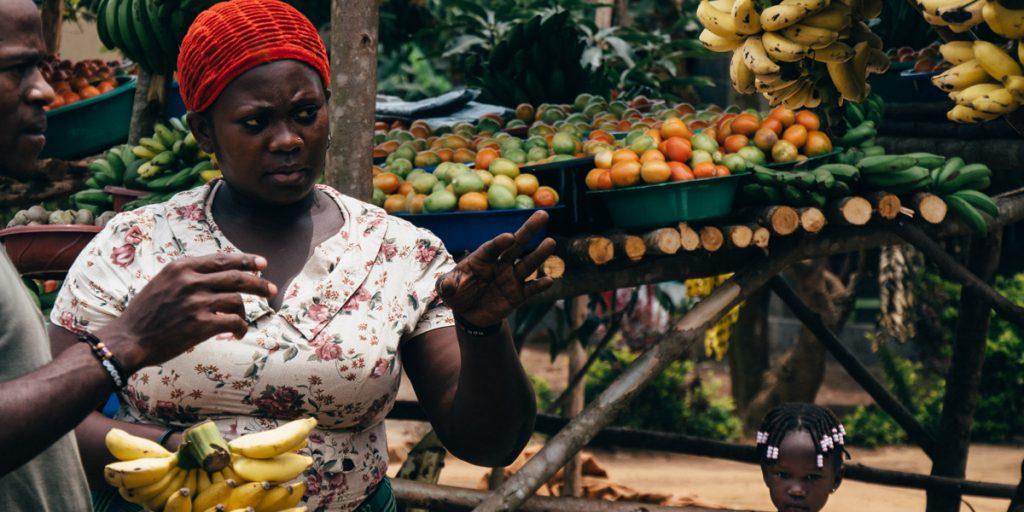 Märkte in Uganda