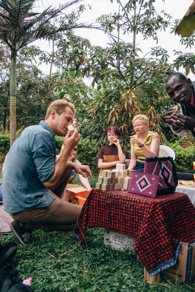 Soziale Projekte in Uganda - Mama Mzungu