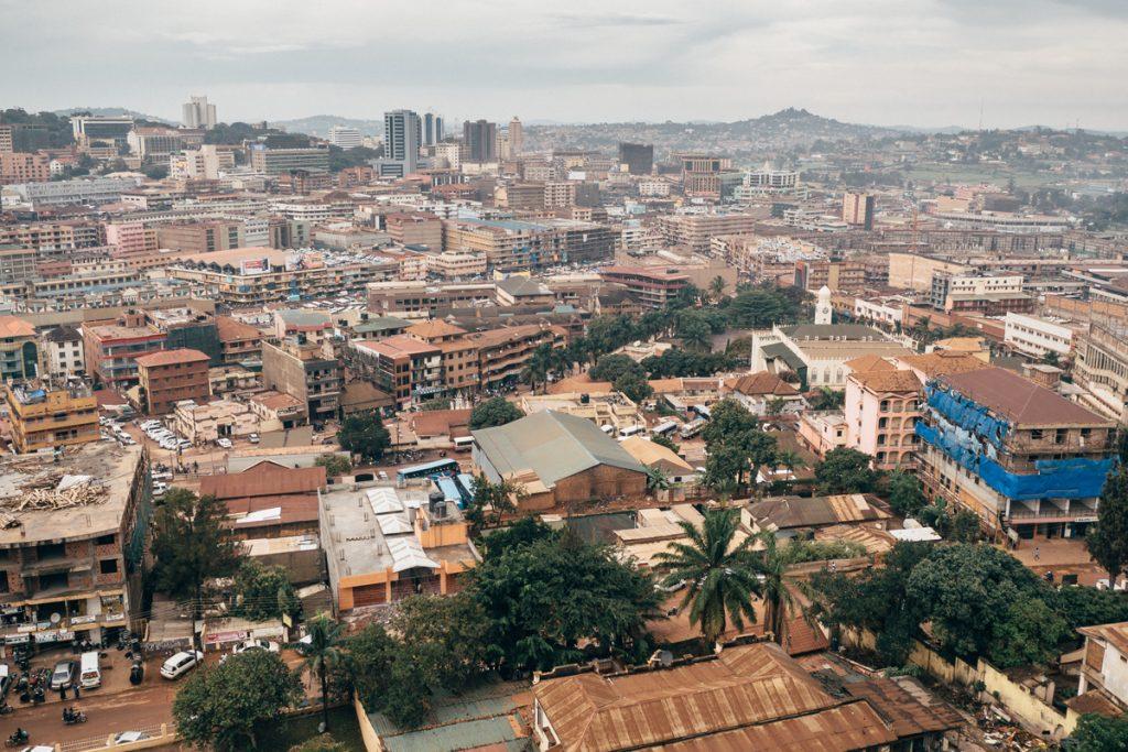 Kampala entdecken