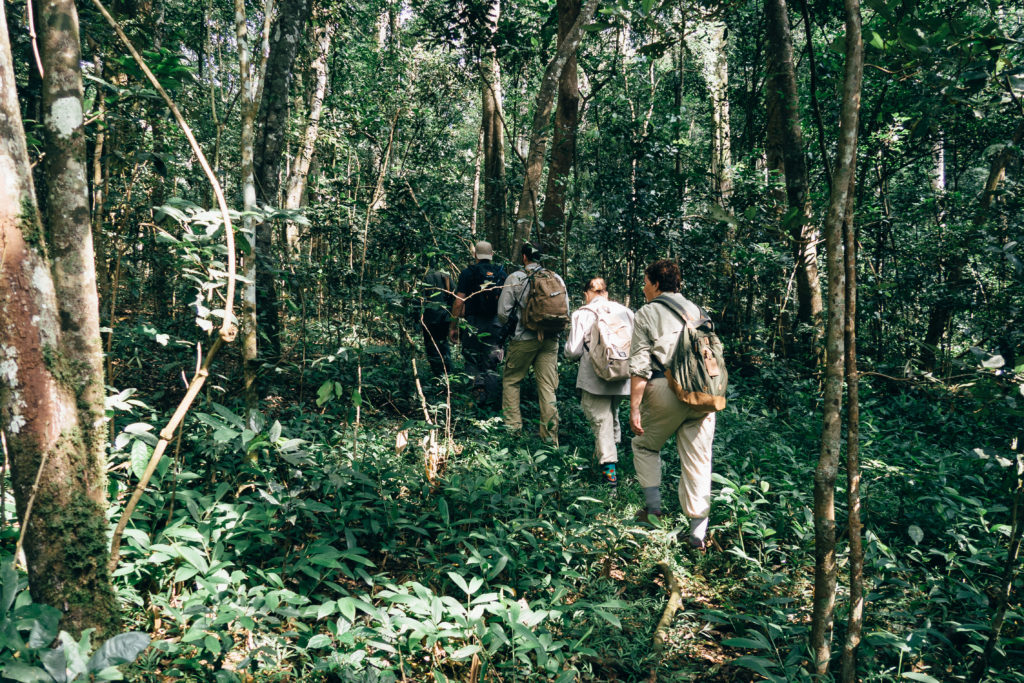 Aktiv durch Uganda