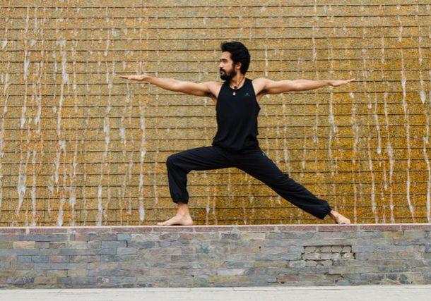 Bilde av faget grunntrening og akrobatikk