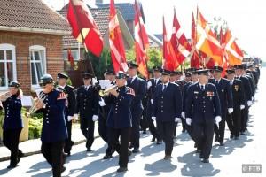 Brandværnsstævne og 75 års jubilæum 2014
