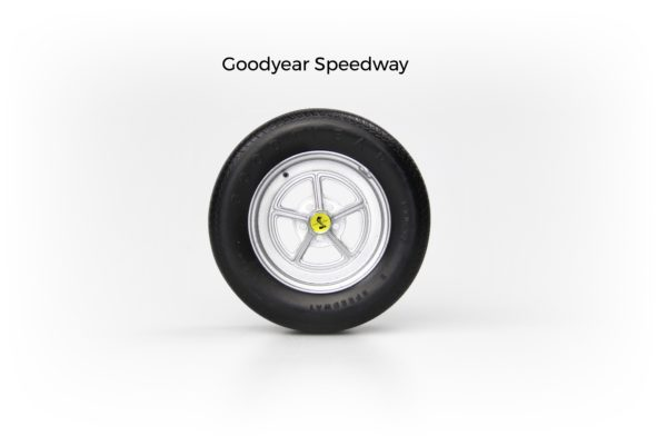 Shelby 1967 Goodyear Speedway tire
