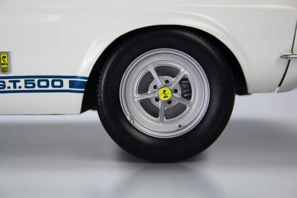 Shelby Mustang Goodyear front tire