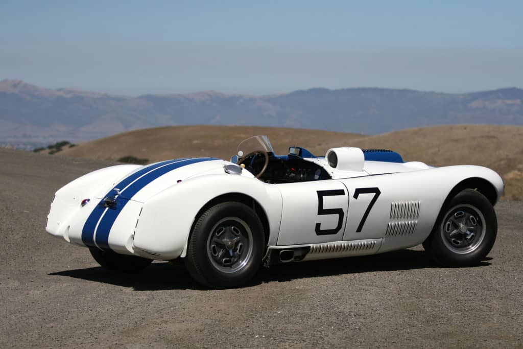 1953 Cunningham C4R – the most successful Cunningham design