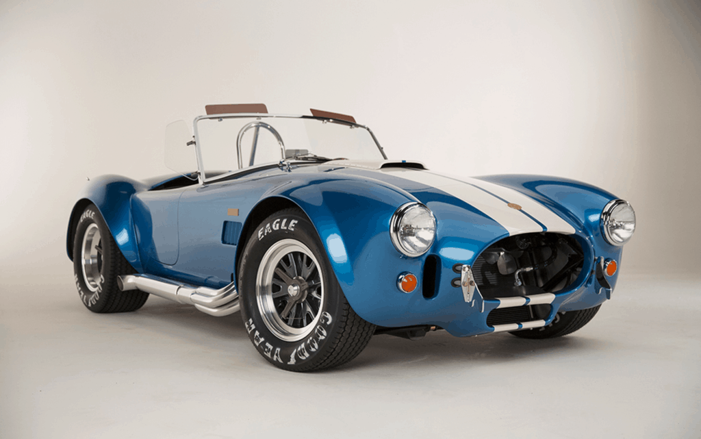 50th Anniversary Shelby Cobra