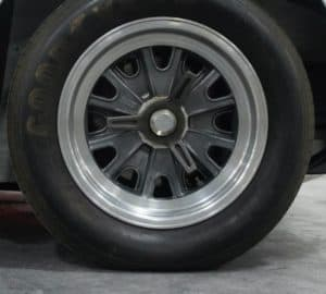 Original 1965 Shelby Cobra Wheel
