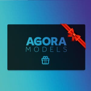 Agora Model kit Gift Card