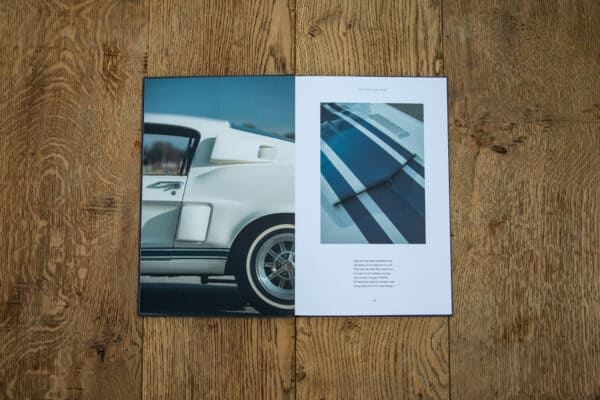1967 Shelby Mustang GT500 Super Snake Book