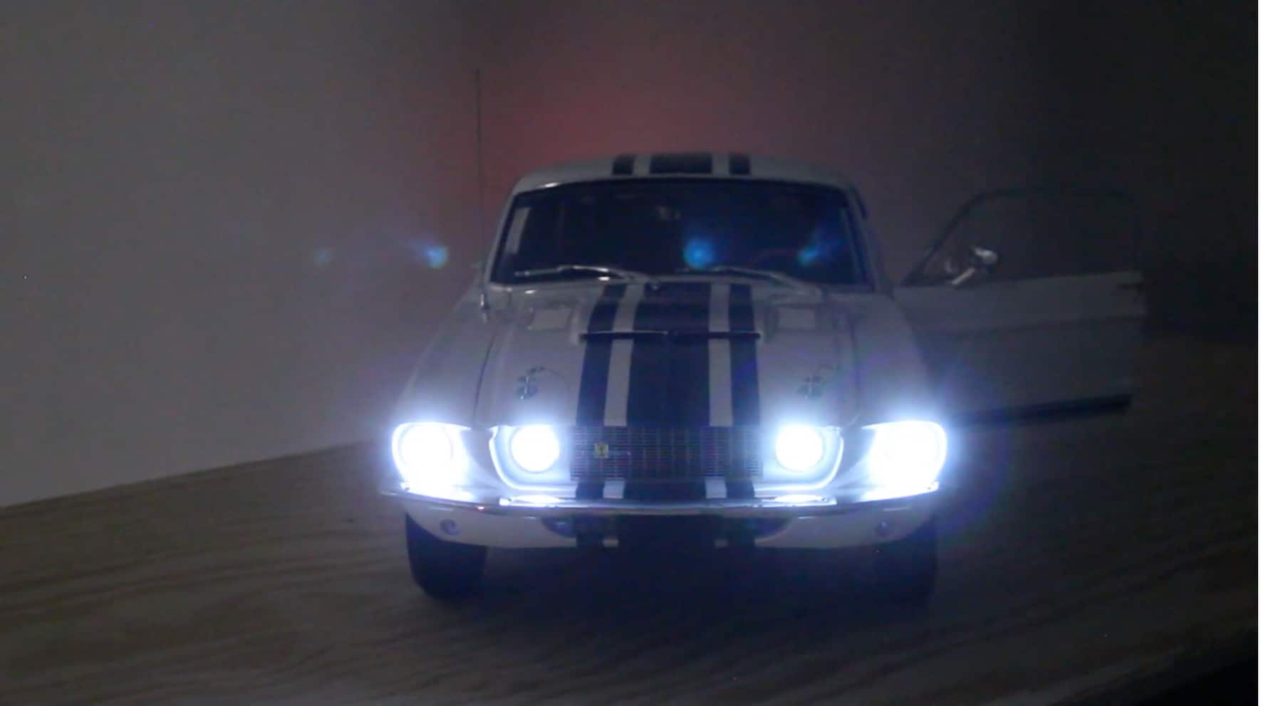 super snake lights video