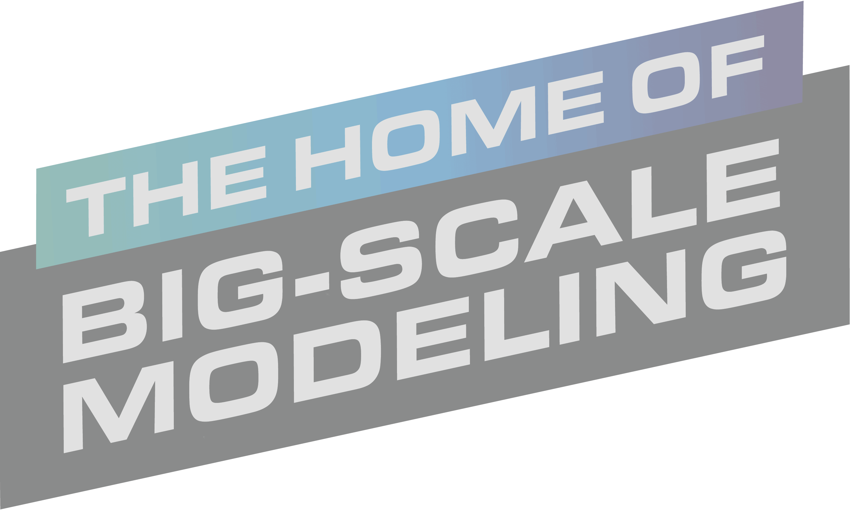 What are Big-Scale Models?