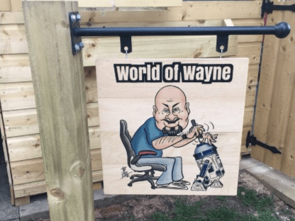World of Wayne – He didn't see that coming!