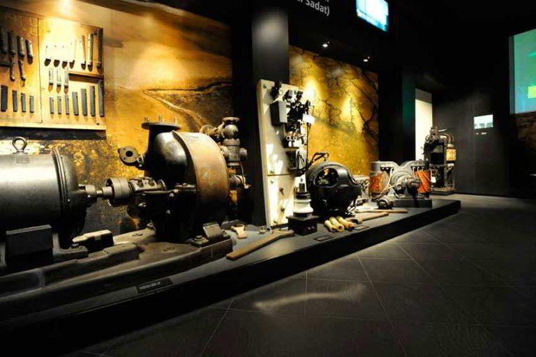 Lardarello - Museo della Geotermia