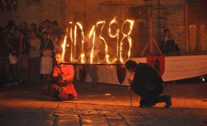 Festa Medioevale Volterra