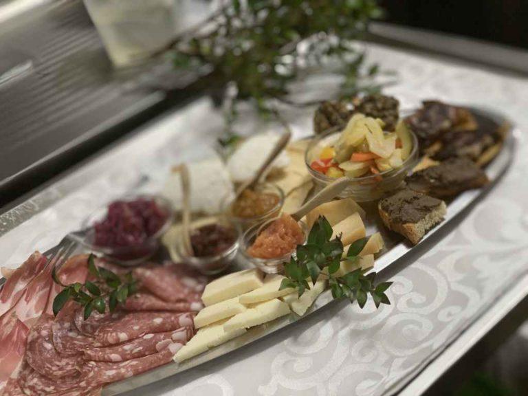 Appetizer Typical Sardinian Agriturismo Il Pratone