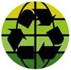 Agro Block recycling logo